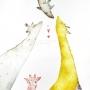 L'amour chez les girafes