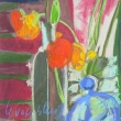 Marie Mazière - Le vase bleu