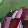 Piet Devolder, huile sur bois