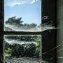 Sophie Bourzeix - fenêtre et ciel bleu