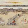 yves-wacheux-plage-et-bras-de-mer-46-x-38-cm