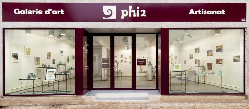 Bienvenue à la galerie phi2
