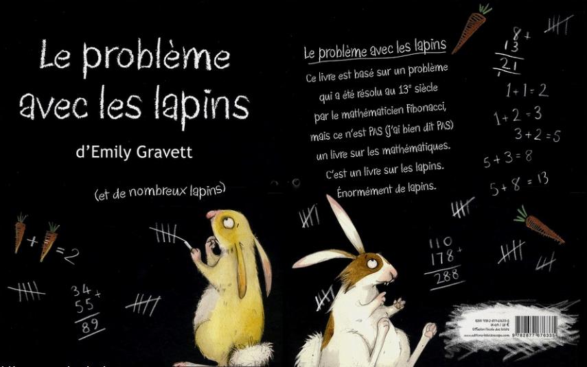 Le problème avec les lapins