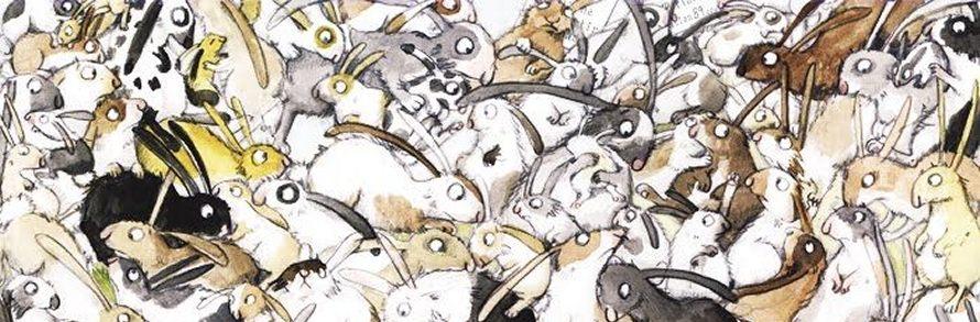 Les lapins d'Emily Gravett